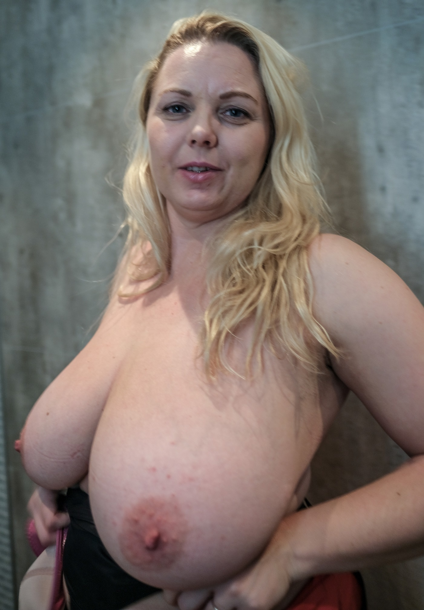 Big Amazing Natural Tits
