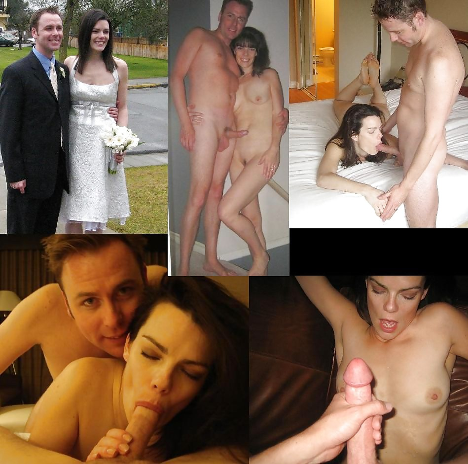 Something is. Wives before after porn