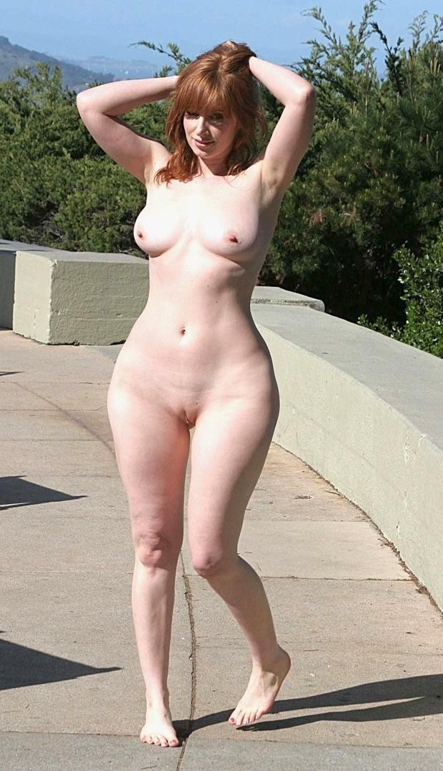 Naked ladies with wide hips — photo 6