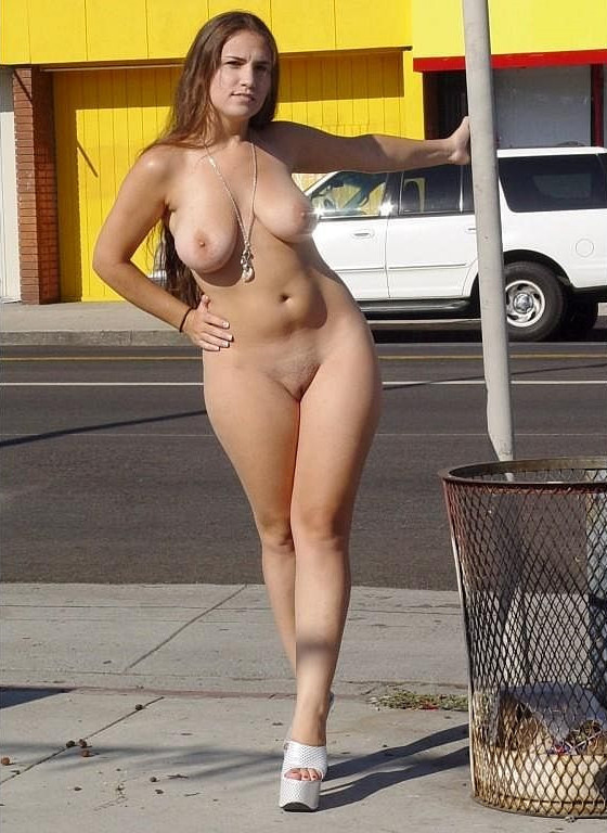 wide hips women exercise naked