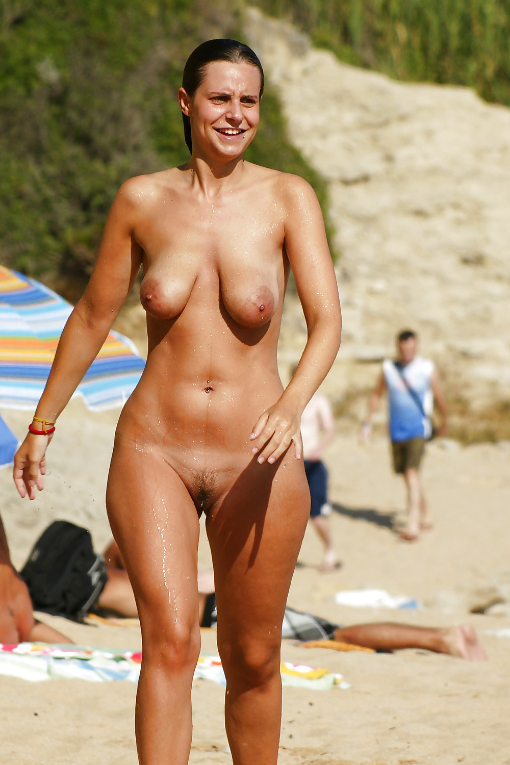 mature nudist tits - nude girls on the beach!!! - motherless