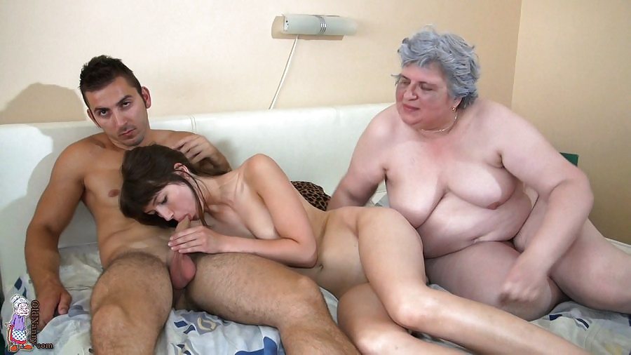 Young guys fuck grannies, sex party truth or dare