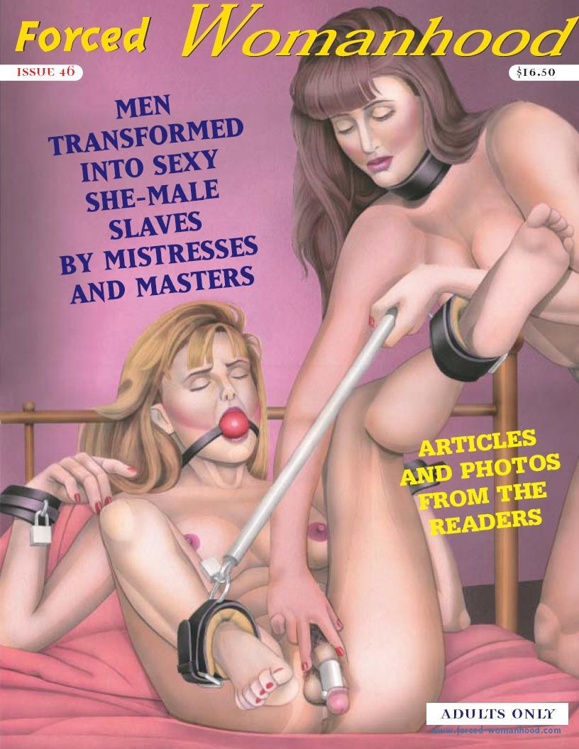 Join femdom forced into womanhood