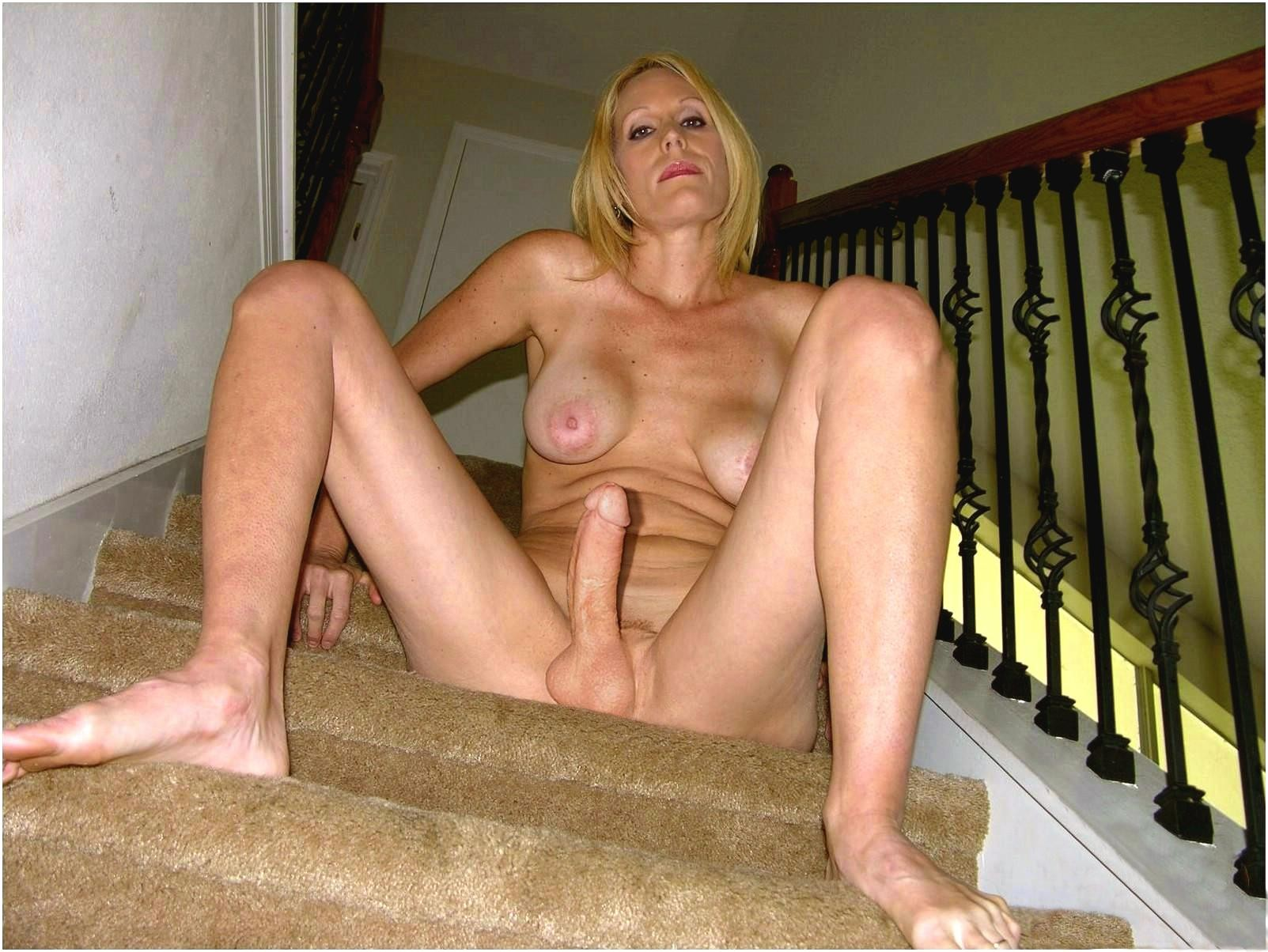Big cock and mature