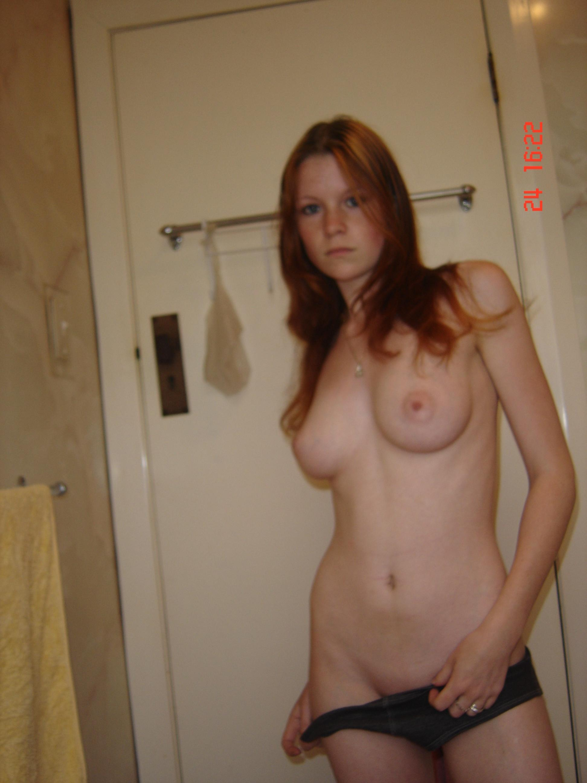 Naked chinese red heads — 8