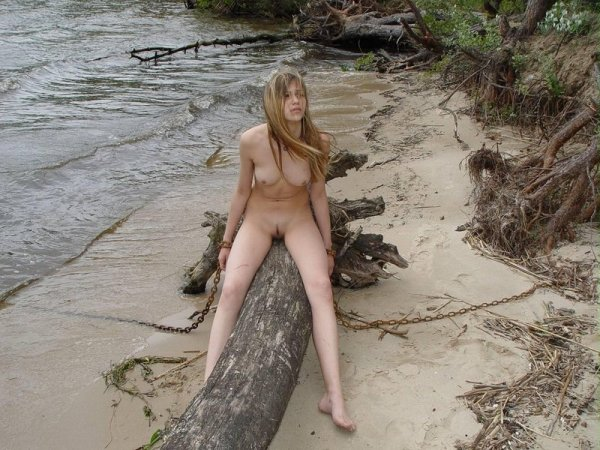 Think, what katrina nude in woods