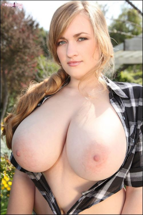Lovely big tits
