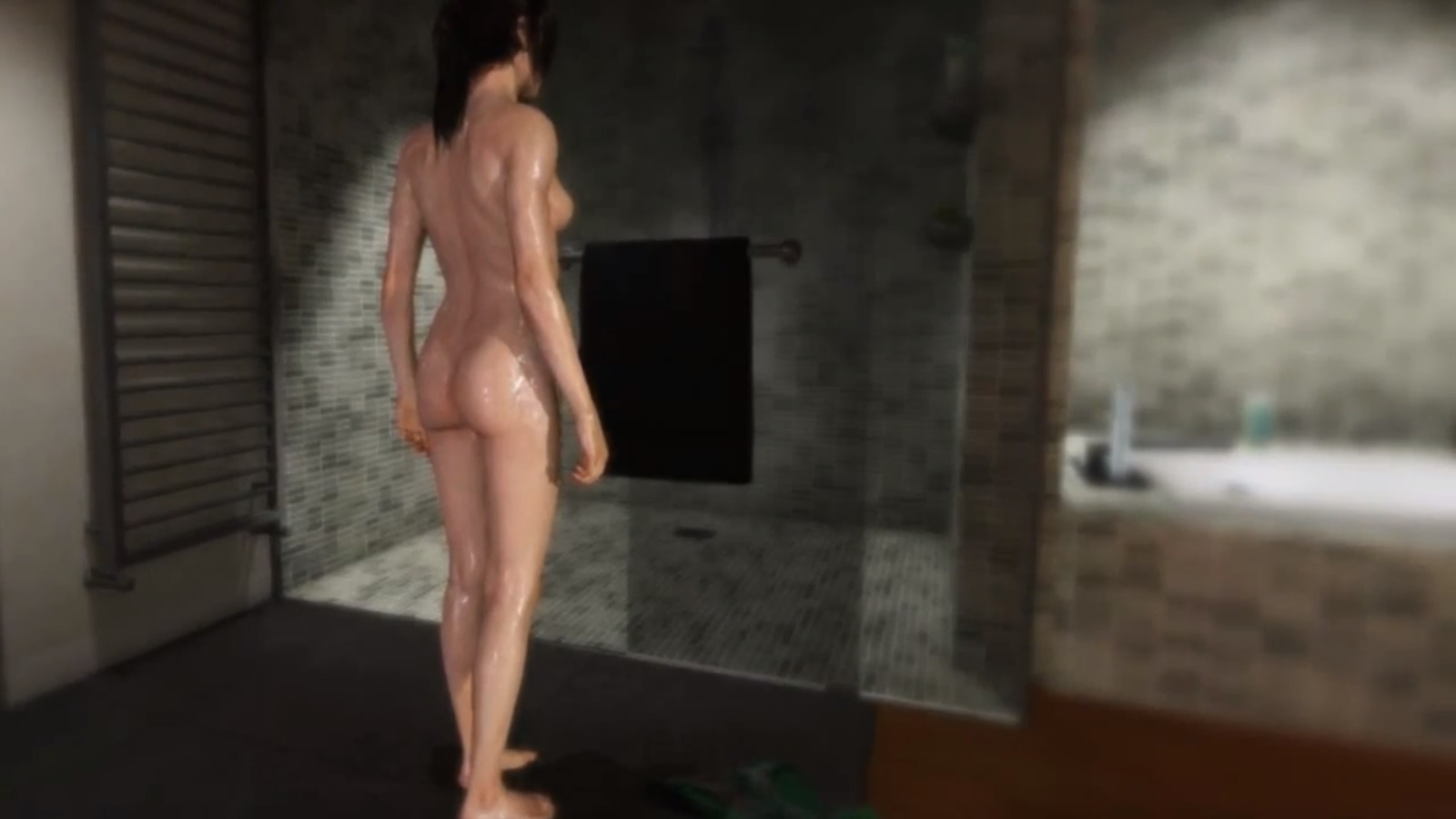 ellen page naked beyond two souls debug cam - motherless