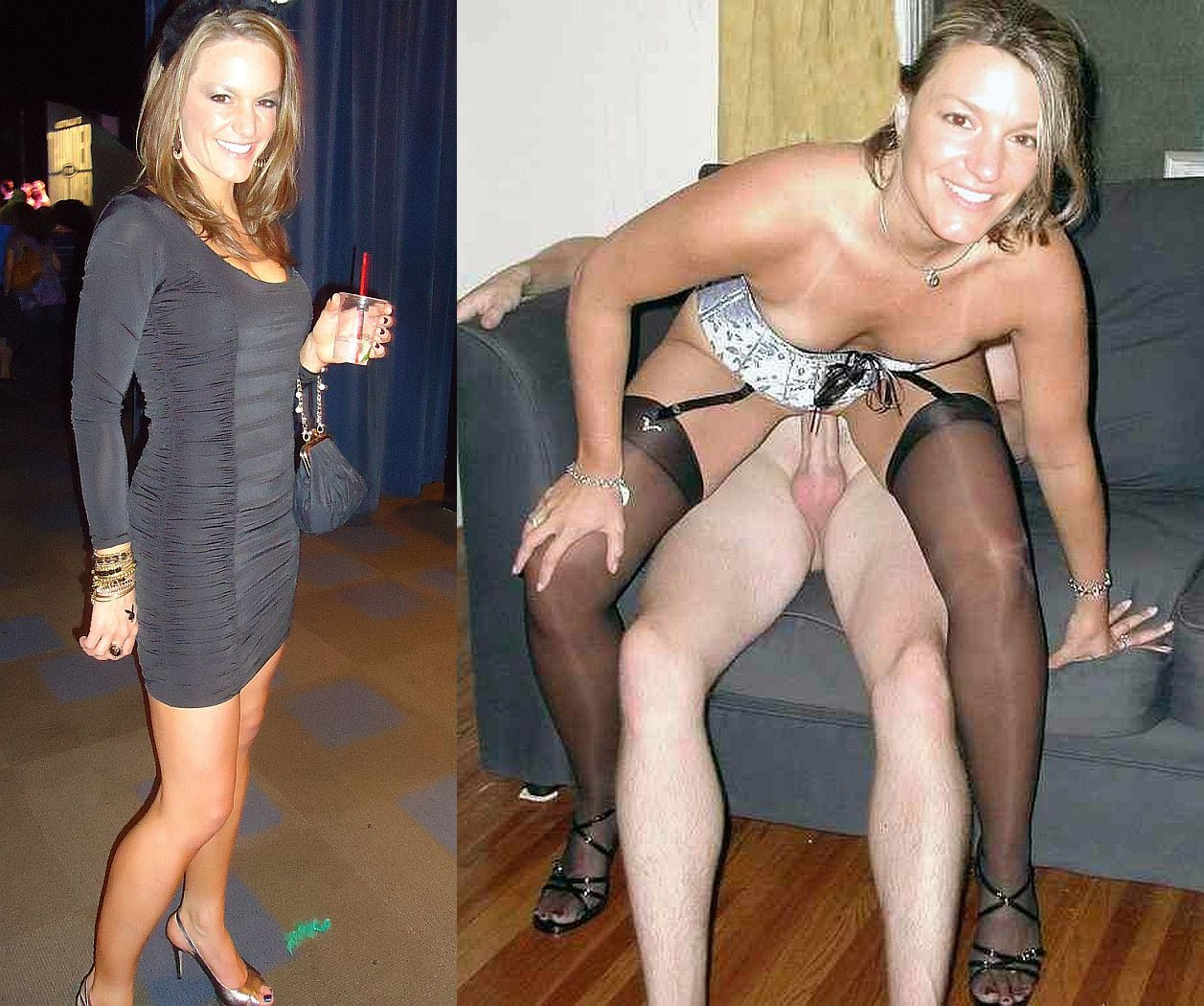cuckold shared before after
