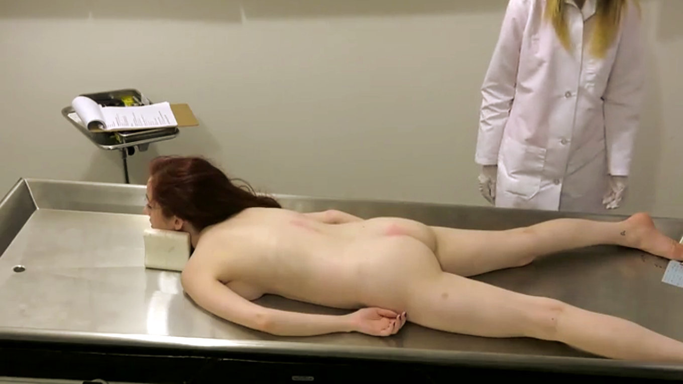 from Roman group women nude at morgue