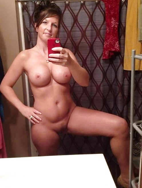 Milf selfie amateur wife