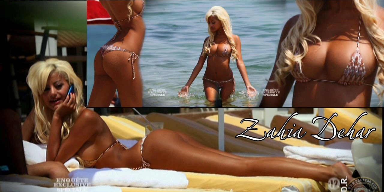 Can not Zahia dehar hot congratulate