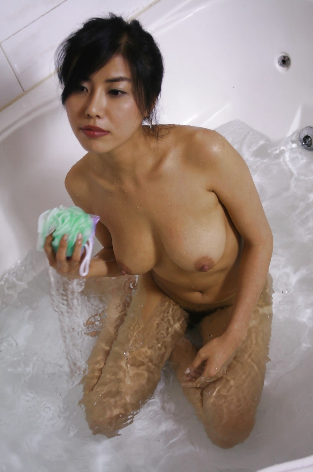 Nude Korea mature