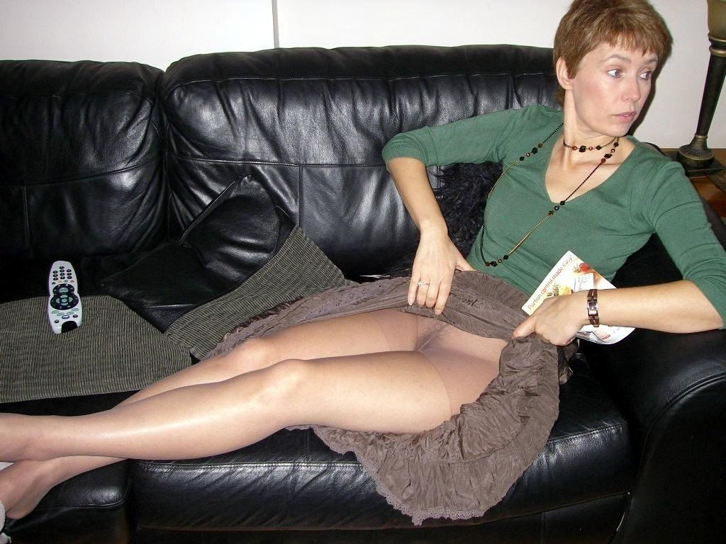And video matures pantyhose