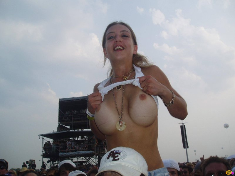 Show Me Your Tits In Public
