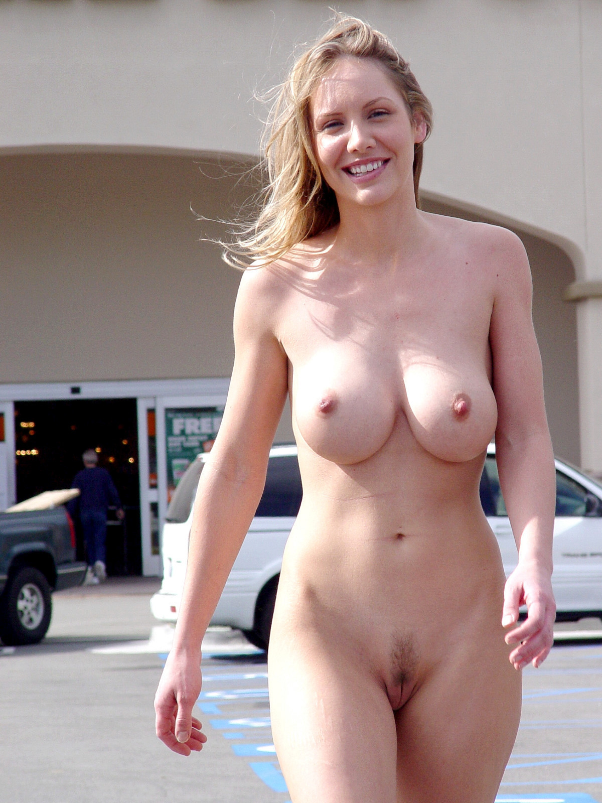 Public Nude Ladies