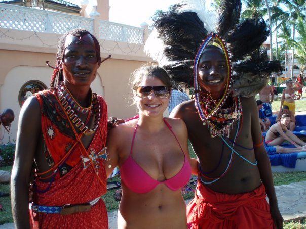 Video sex white african tribe