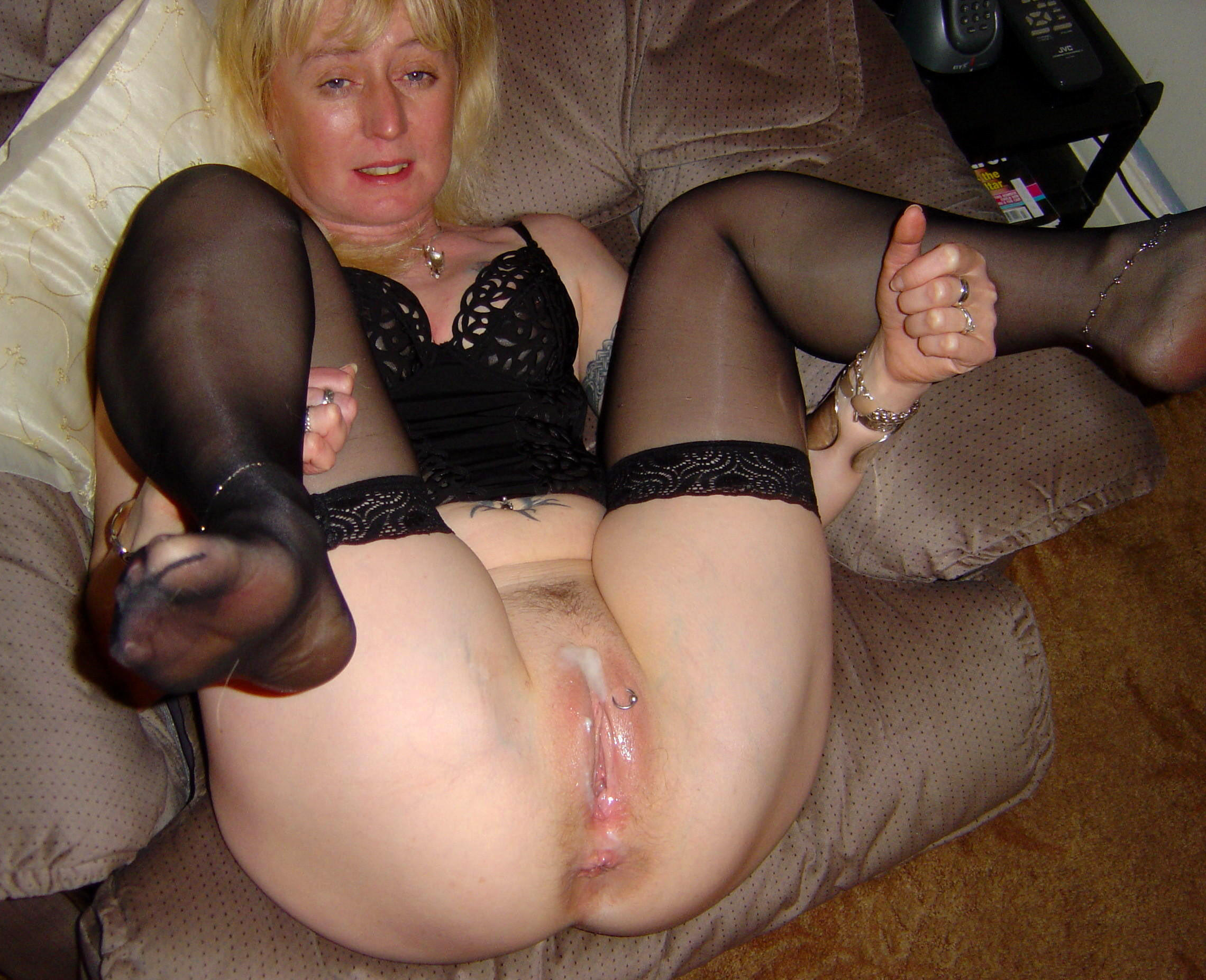 photo Old pussy mom wet