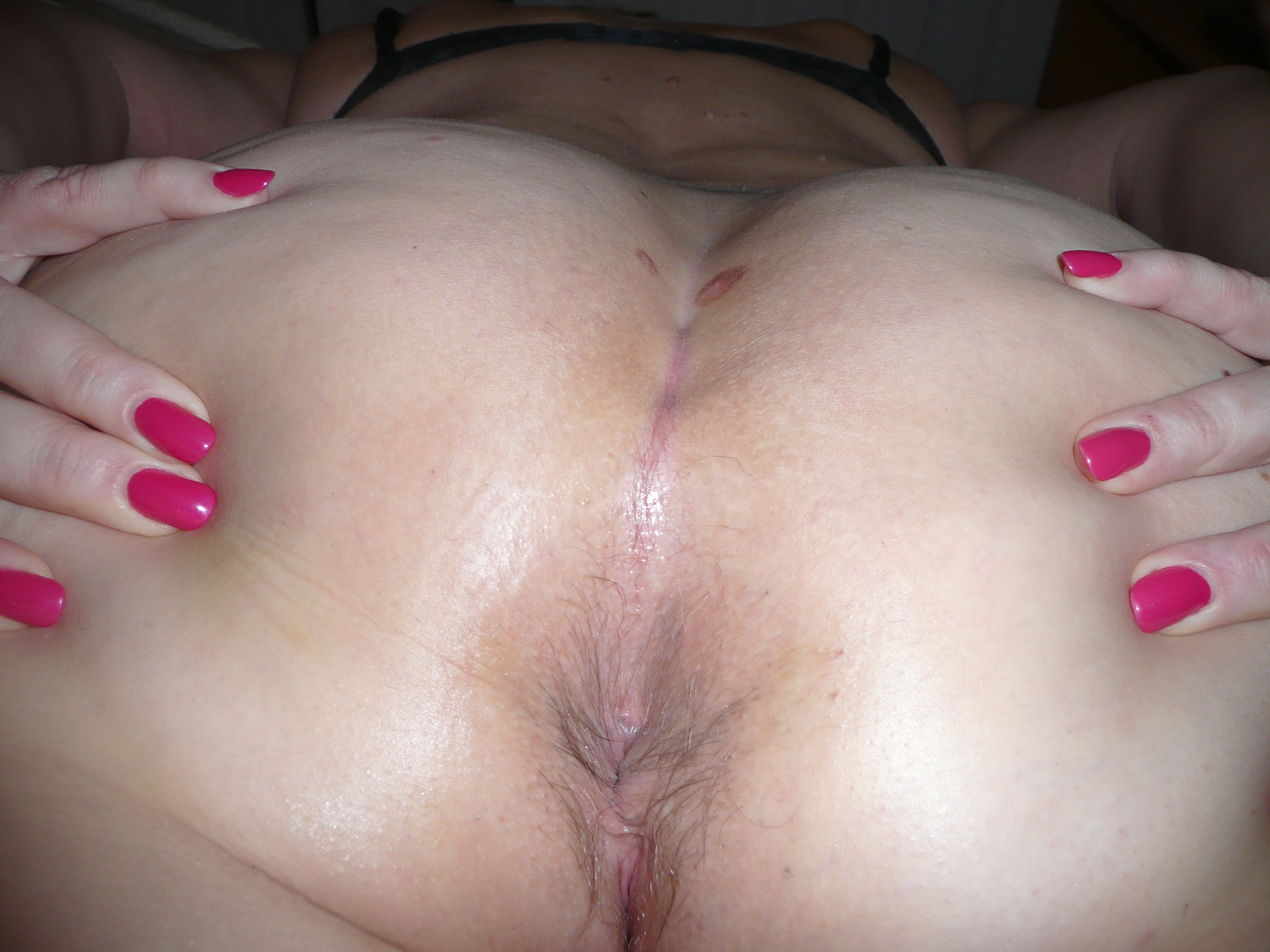 real anal wife