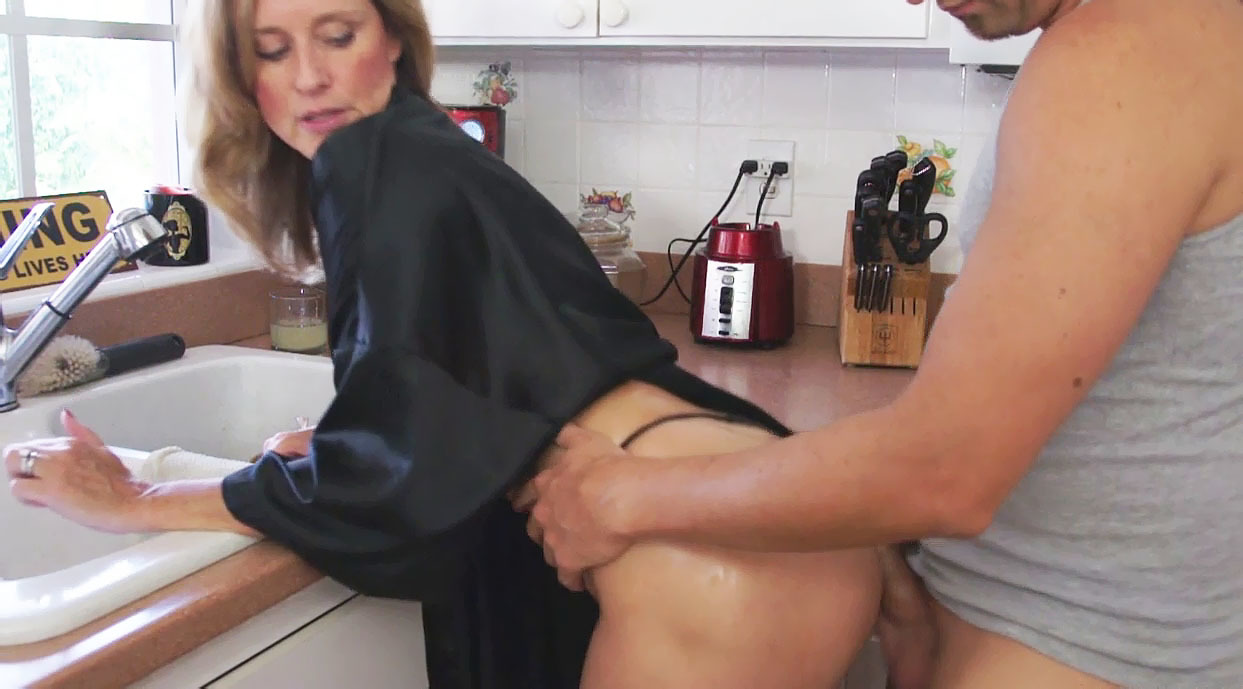 Mom roleplay sex