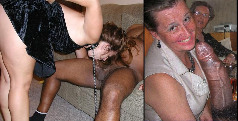 Mature woman young dirty