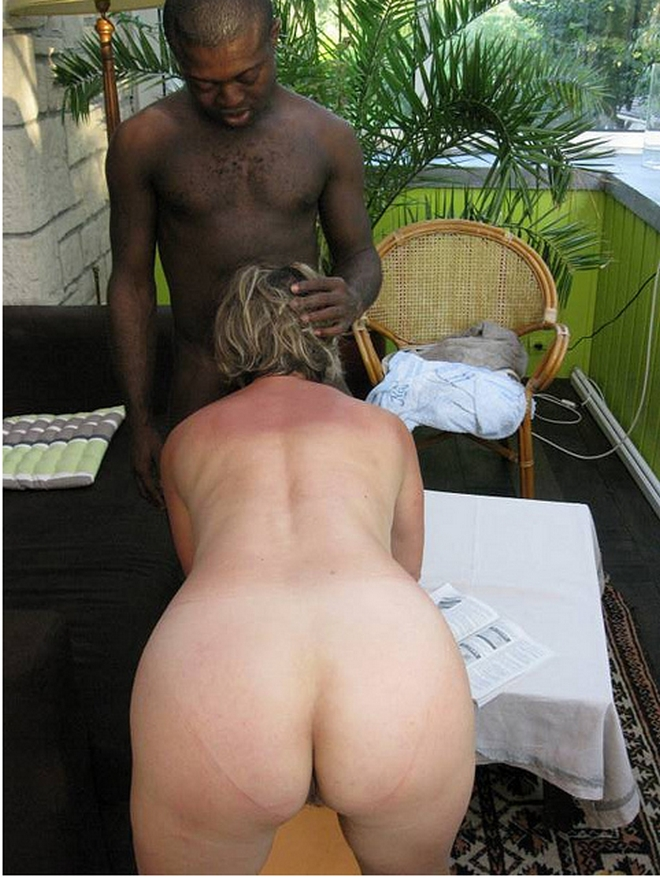 Interracial Mature Porn Clips