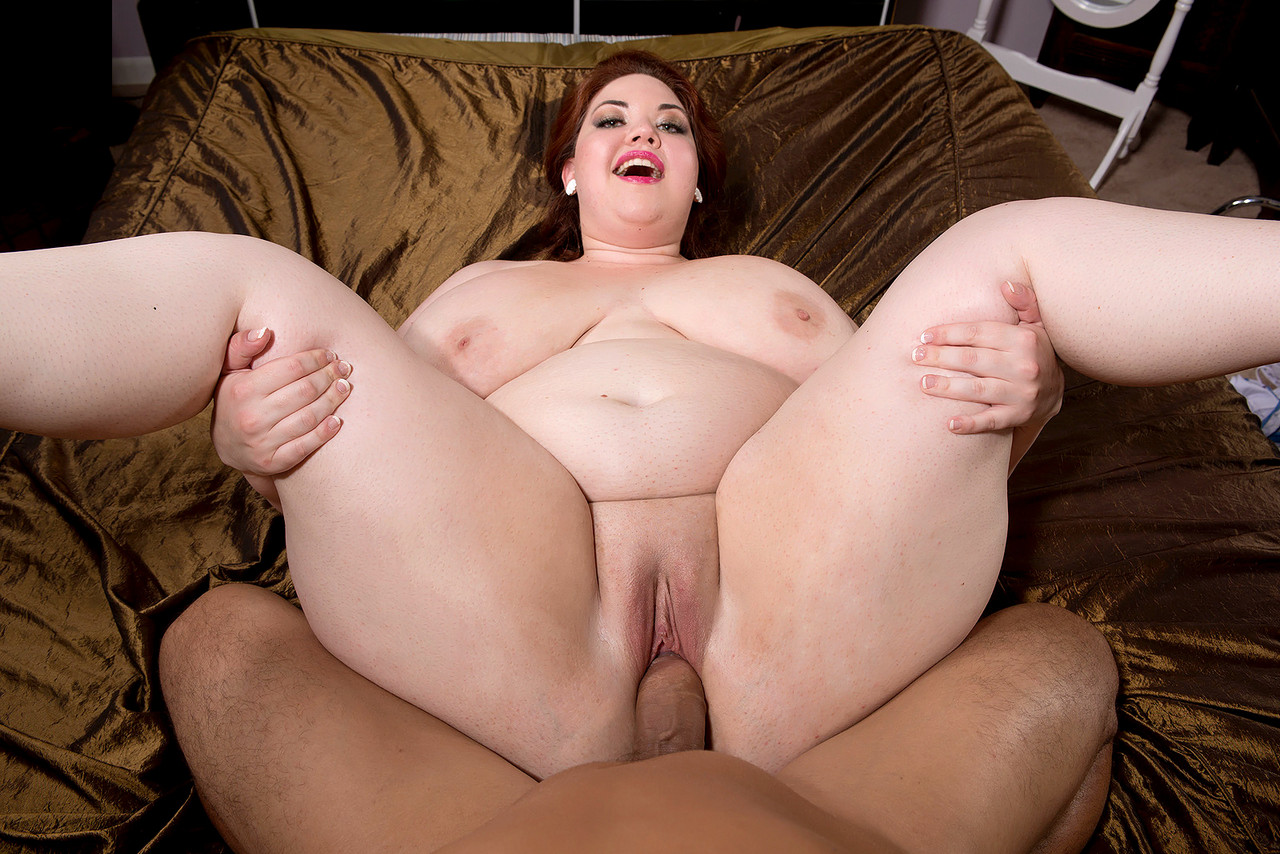 Bbw white girl big booty
