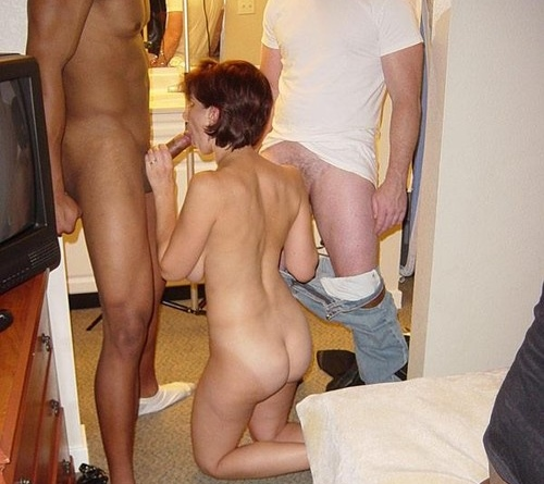 Gay husband caught by wife