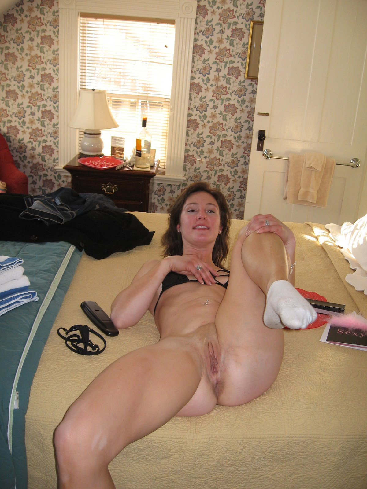 Amateur milf step son