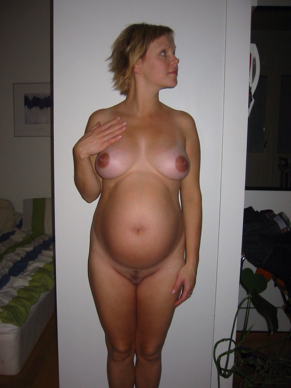 Are not Swollen tits pics something