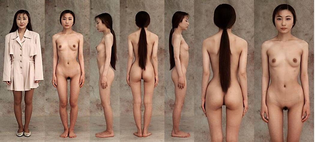 Japanese nude line up agree