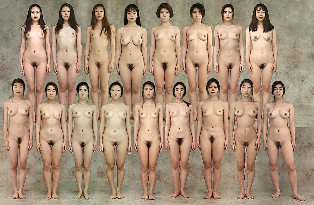 Will know, Japanese nude line up
