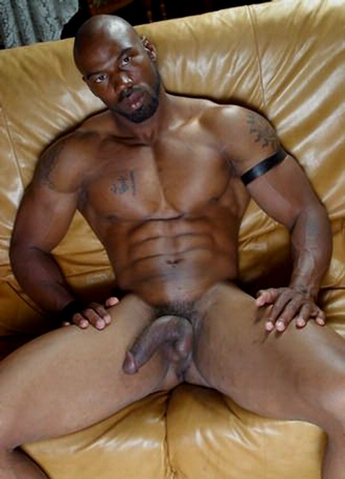 Hung big black dick was and