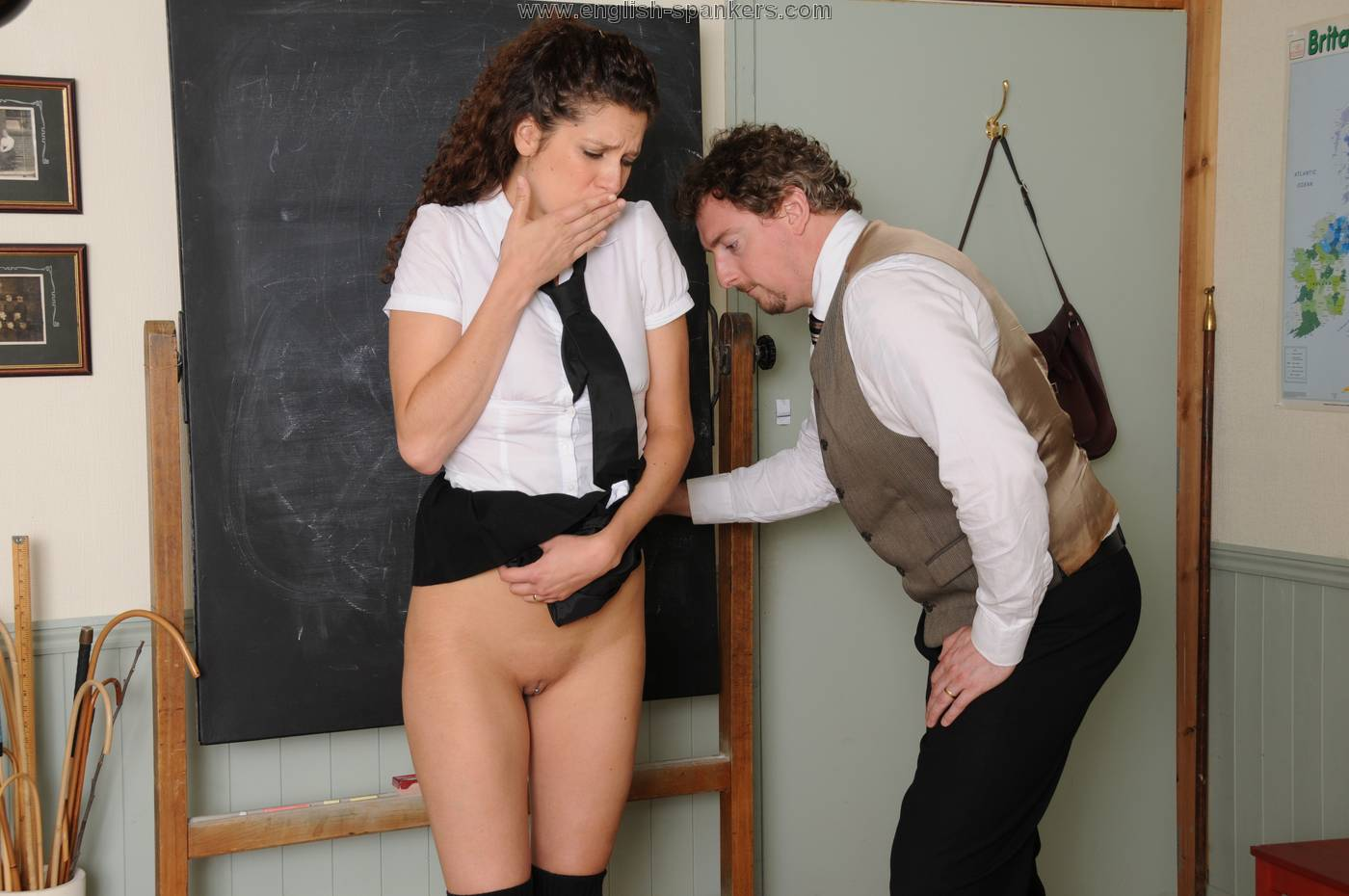 Job interview bondage first time did you 7