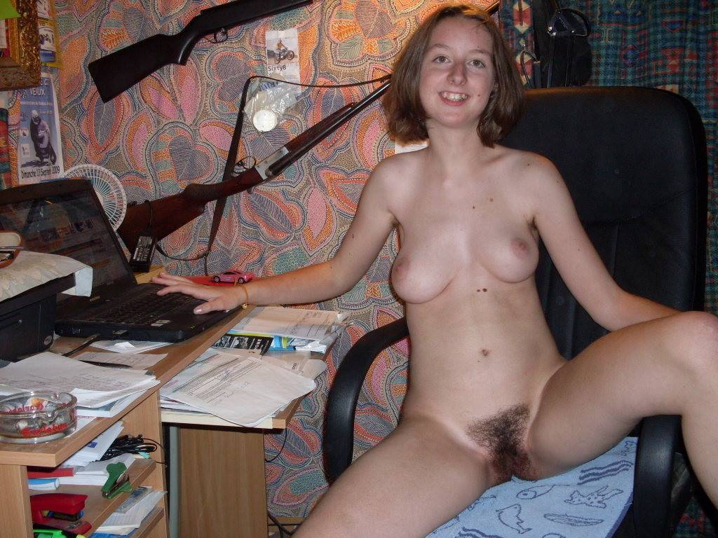 Hairy family nudist gallery