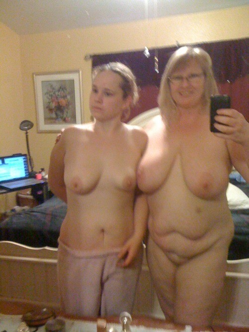 Tits of all sizes