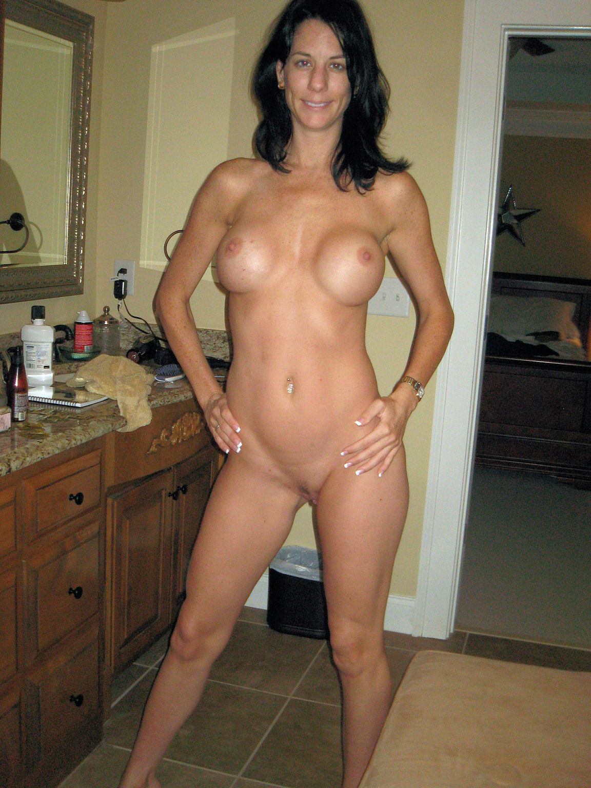 Standing up getting fucked