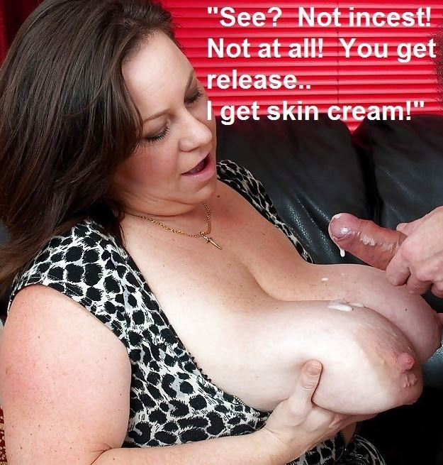 Son Sees Moms Tits
