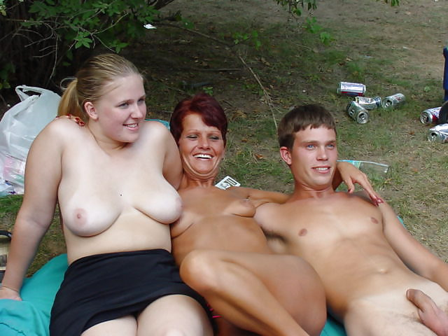 Wild Group Sex Pics From Germany
