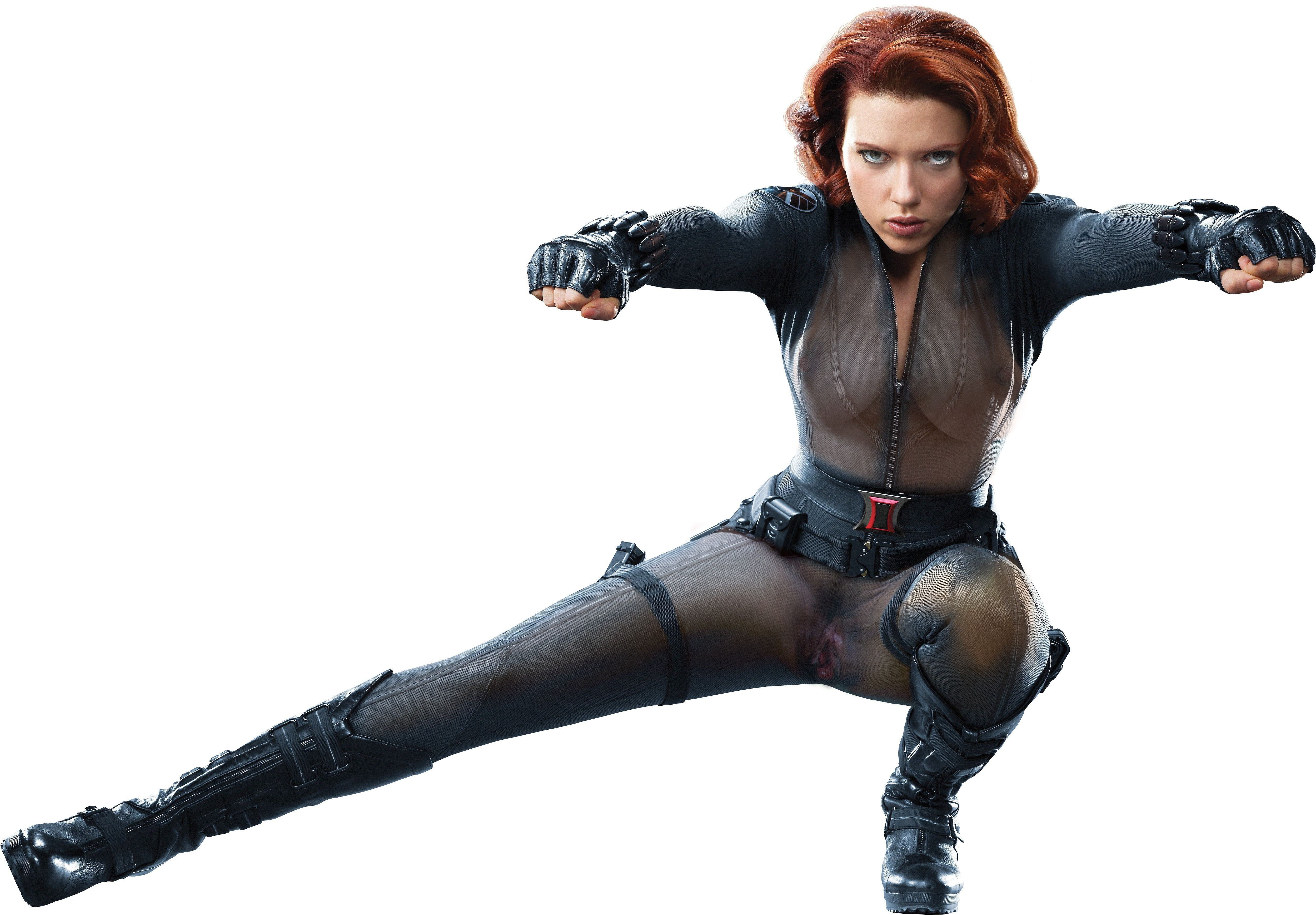 black widow nude fakes