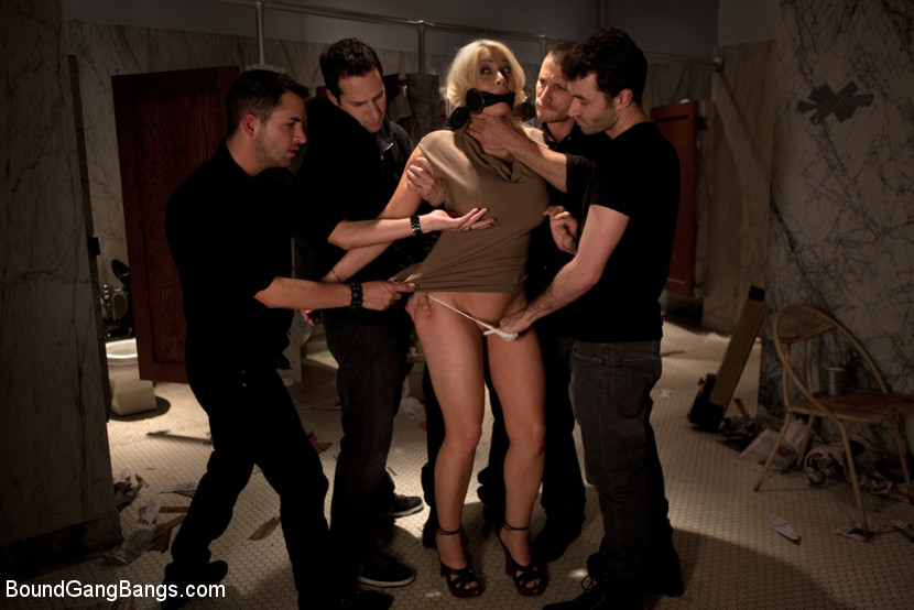 Her will and bound fucked against