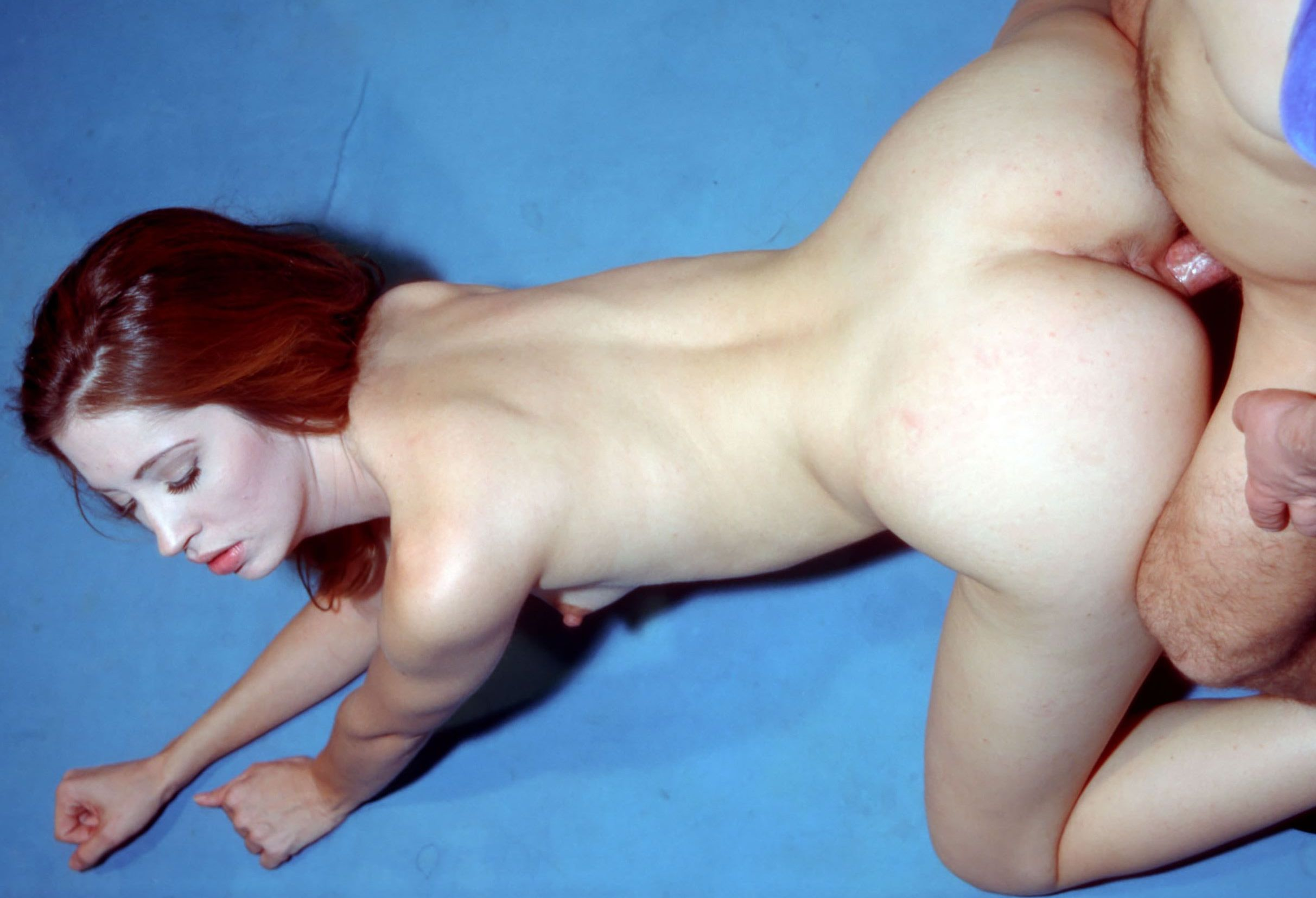 Nude images of real world cast