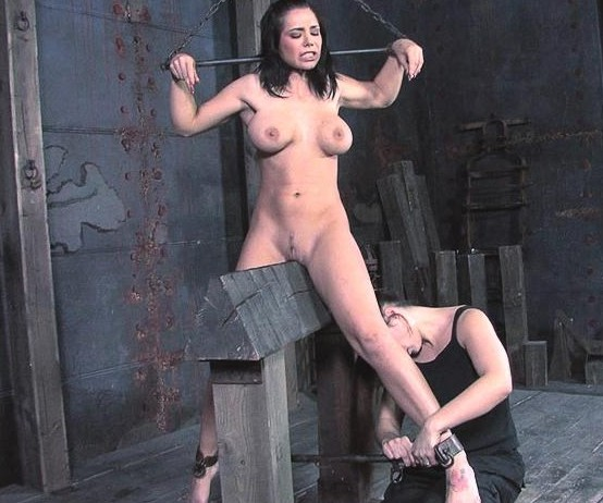 pony torture Asian