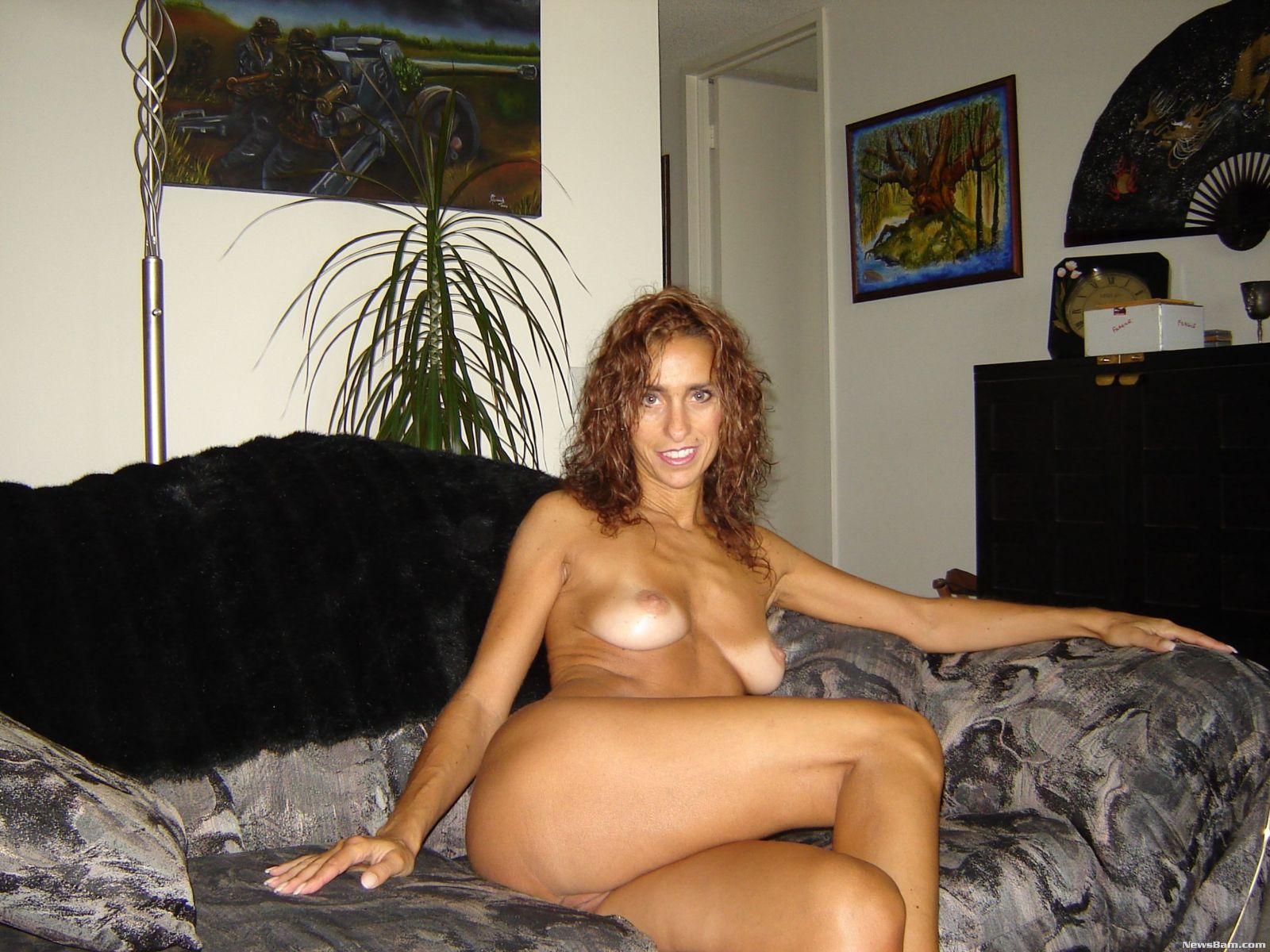 German redhead mature amateur