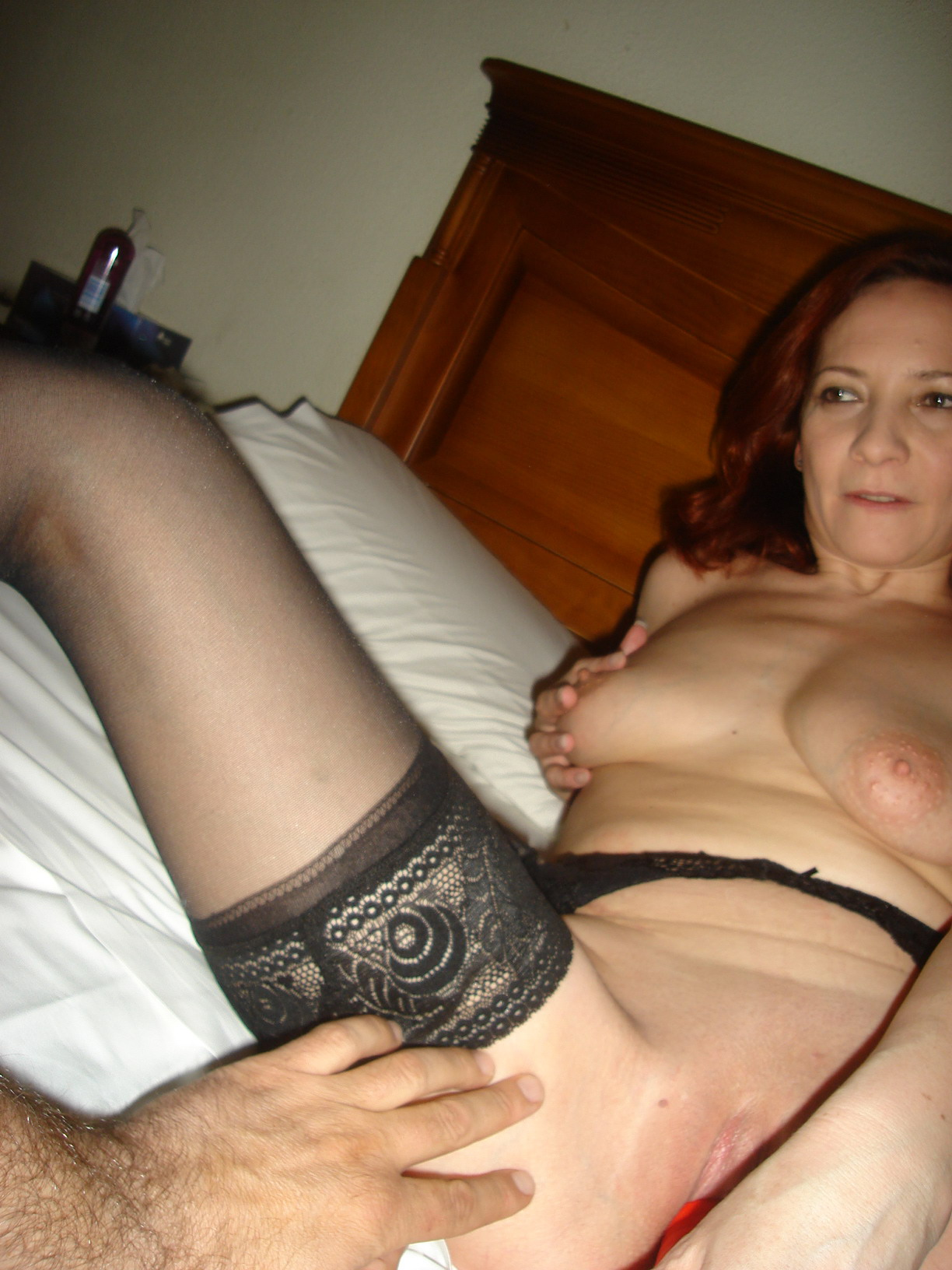 Thick Amateur Milf Anal