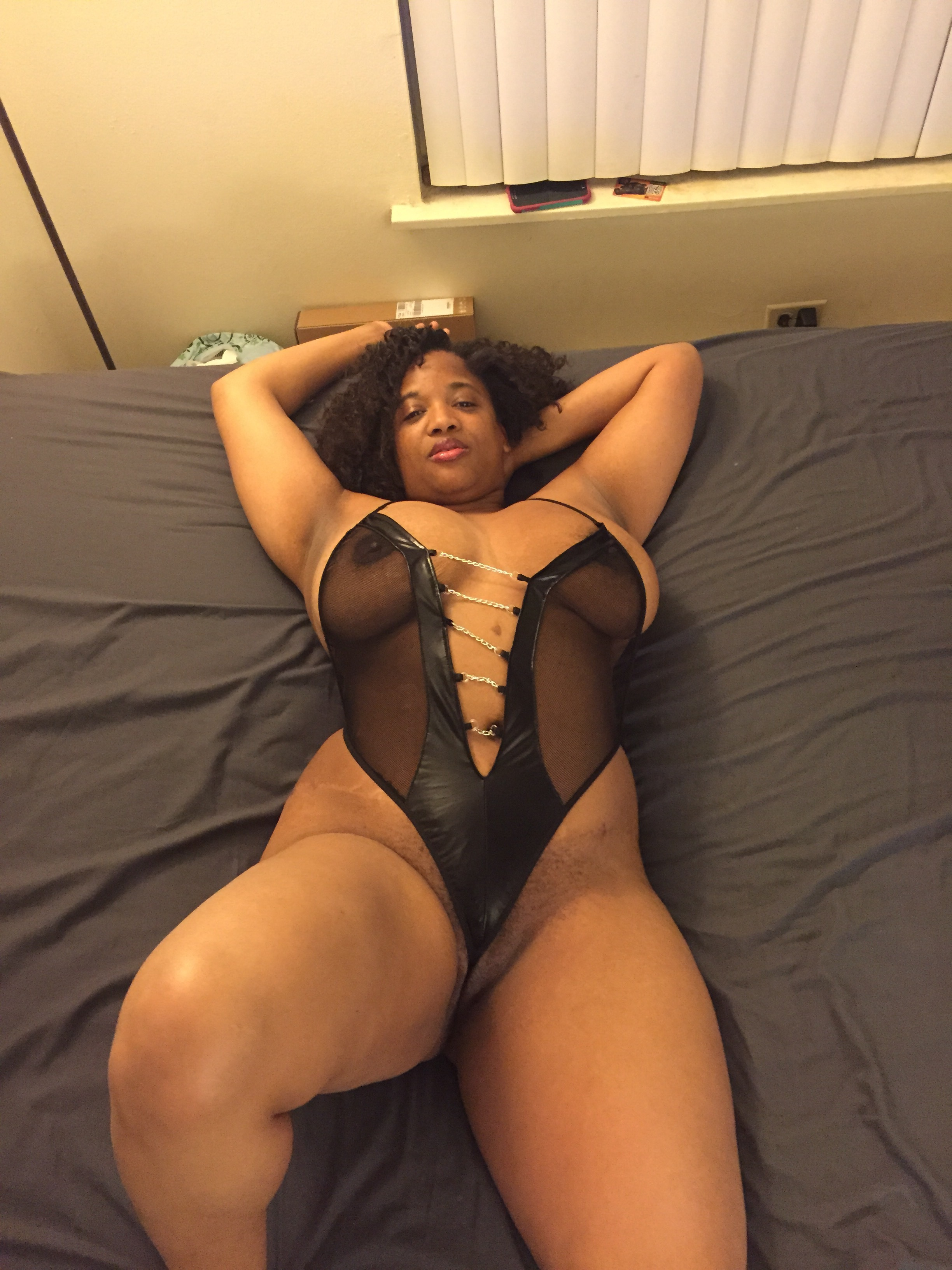 Naked black women natural breasts