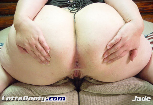 Naked chubby white ass images
