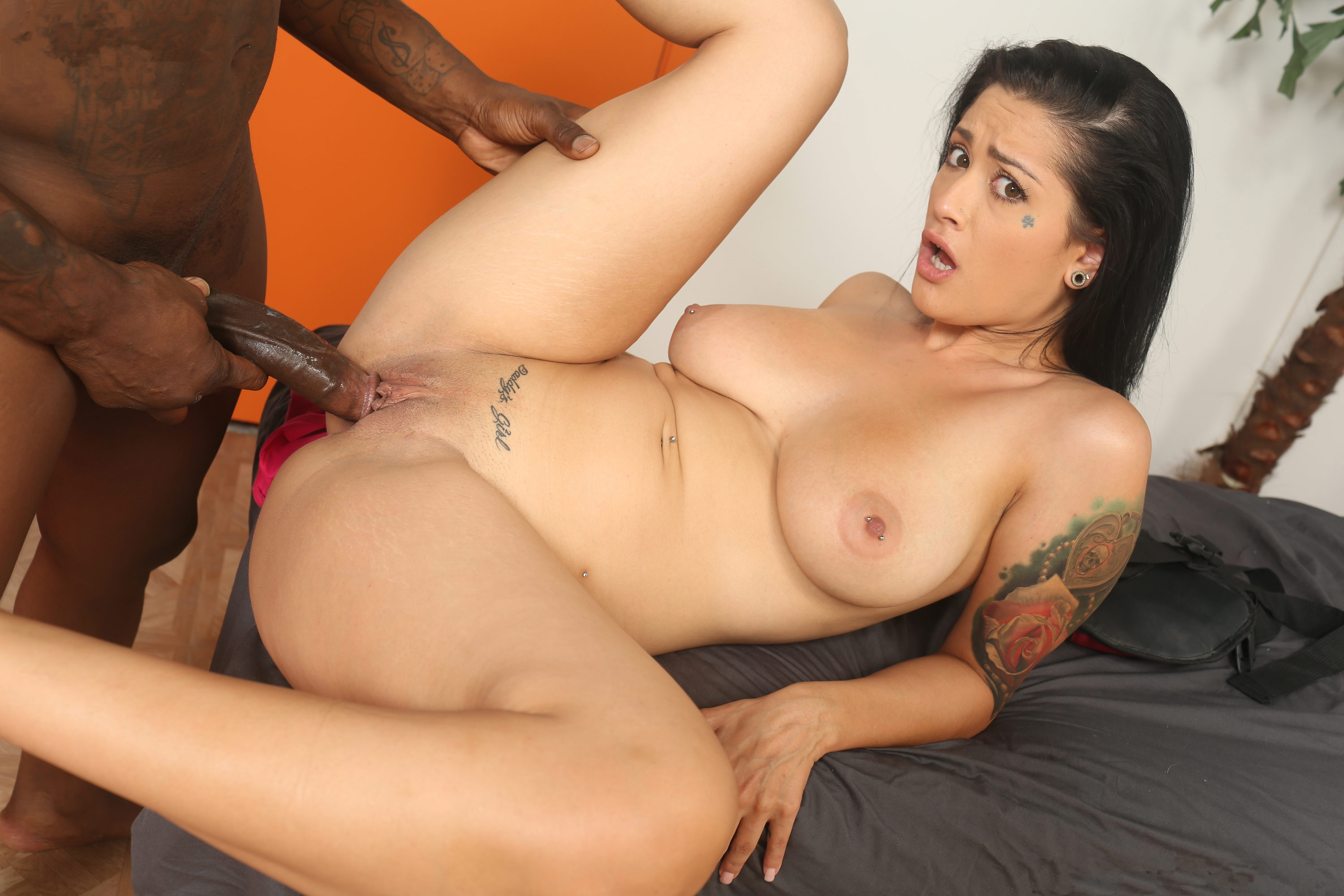 Busty latina interracial hardcore videos #13