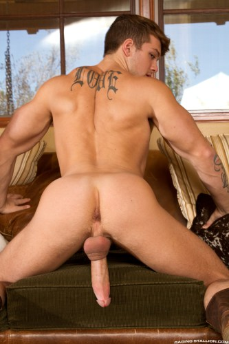 Pictures of mens naked asses