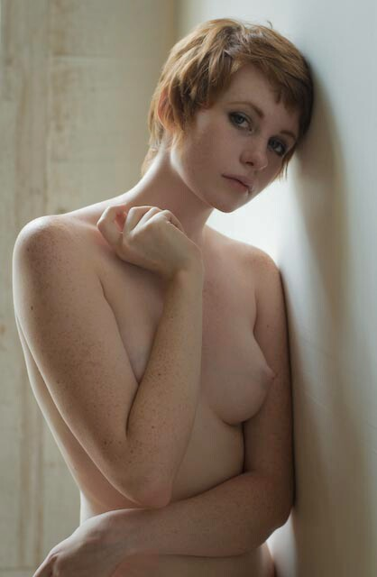 short nude girl with hair and Cute